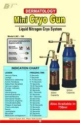 Dermatology Equipments - Liquid Nitrogen Cryogenic System
