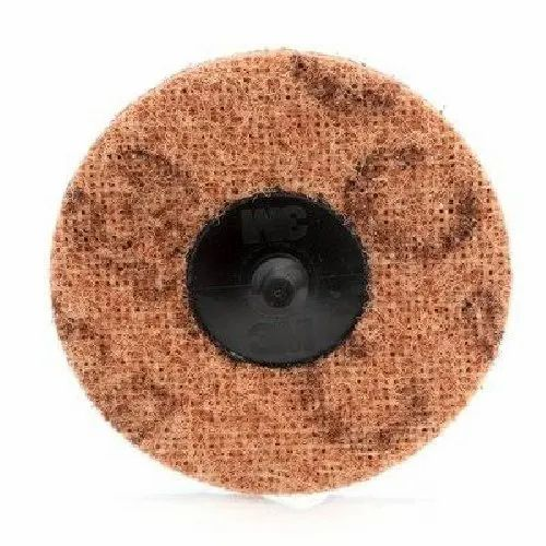 Coarse Maroon Pack of 100 4 Diameter Scotch-Brite Roloc Light Grinding and Blending Disc TR Ceramic Grain