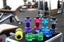 Beautiful Dumbbell Shaped Water Bottle