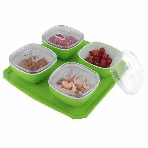 Plain Multifunction Plastic Storage Box, Capacity: 250ml, For Kitchenware