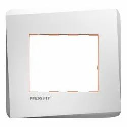 Press Fit Tejas Modular Switch Cover Plates