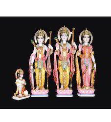 Rama Parivar Statue