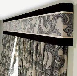 Printed Chiffon Designer Curtain, Shape: Vertical , for Window & Door