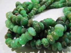Chrysoprase Far Size Beads