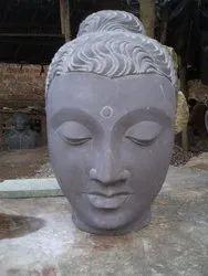 Budha Head Kadappa Stone