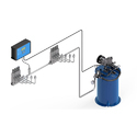 Single Line Injector Lubrication System