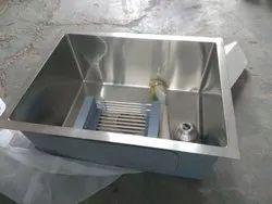 2418 Handmade Kitchen Sink