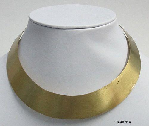 f960af5d97f DCI Brass Hasli Choker Necklace