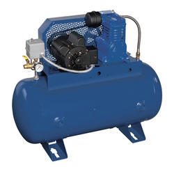 ISS-B-16 K Series Single Stage Reciprocating Air Compressor