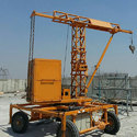 Wheel Tower Crane