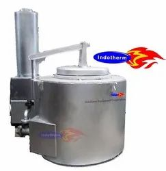 Gas Fired Copper Melting Furnace