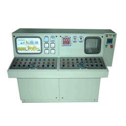 Three Phase Control Panel, Concrete Batching Plant Control Panel And Wet Mix Plant