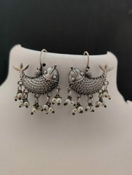 Germansilver Oxidized Jewellery, Size: Medium