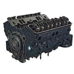 Steel Truck Engine Block for Automobile Industry