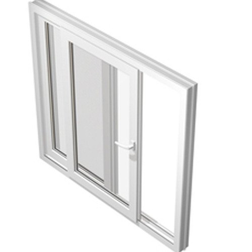 Paint Coated Aluminium Sliding Window
