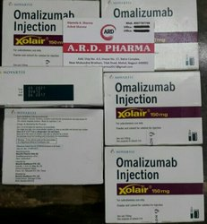 Xolair 150 Mg Omalizumab Injection