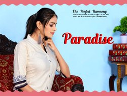 Trendy Paradise Rayon With Printed Fancy Top Palazzo