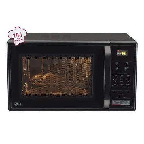 MC2146BL LG Microwave Oven