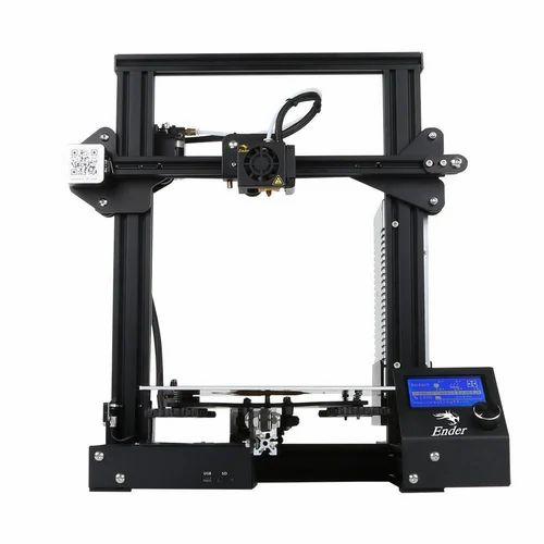 Creality Ender-3 3D Printer, 3 Dimensional Printer Kit, 3