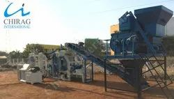 Chirag High Pressure Paver Block Making Machine