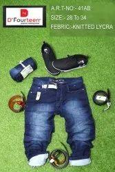 Men Large Size Jeans