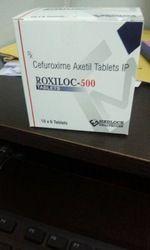 Cefuroxime 500mg 10X10 ALU ALU