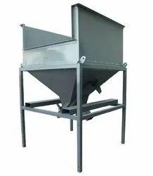 Steel Hopper Fabrication for Industrial