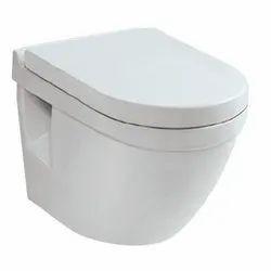 SLS-WHT-0117390 x 370 x 510mm Wall Hung Toilets