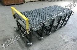 Expandable Skate Wheel Roller Conveyor