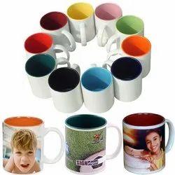 White-Color Inside Mugs