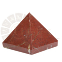 Red Quartz Pyramid