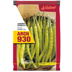 Ankur Chilli Seed, Pack Size: 10 Gram