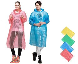 Pocket Size Raincoats