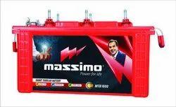 60 Ah Massimo Extra Short Tubular Battery