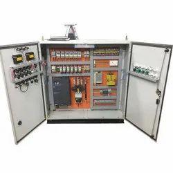 D'Mak Mild Steel MS Soft Starter Panels, For Industrial