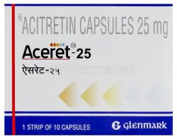 Aceret - 25 Mg Capsules