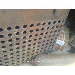 MS Steel Boiler Chamber