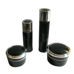 Acrylic Cream Jars and Lotion Bottles