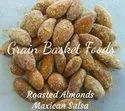 Roasted Almonds Maxican Salsa