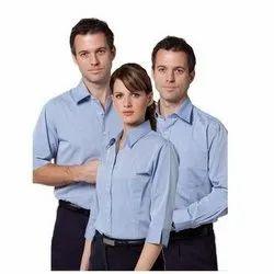 Cotton Corporate Uniform, Size: M-XXL