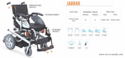Jabbar Power Wheel Chair