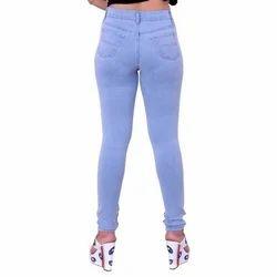 Nirmal Slim Ladies Designer Jeans, Waist Size: 30