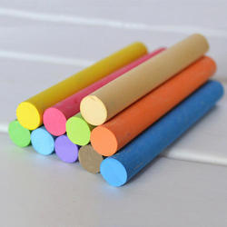 Dustless Colour Chalk