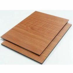 Wooden Marble Aluminium Composite Panel