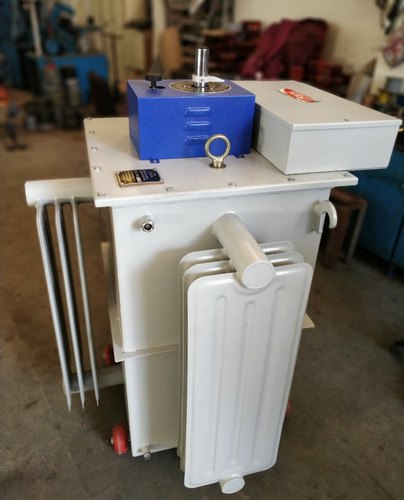 Oil Cooled Variable Transformer
