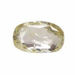 SI Clarity Natural Ceylon Yellow Sapphire.