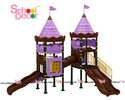 Outdoor Play Ground Equipment For School