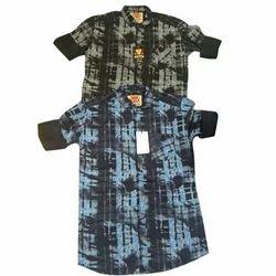 Printed Men's Designer Shirt
