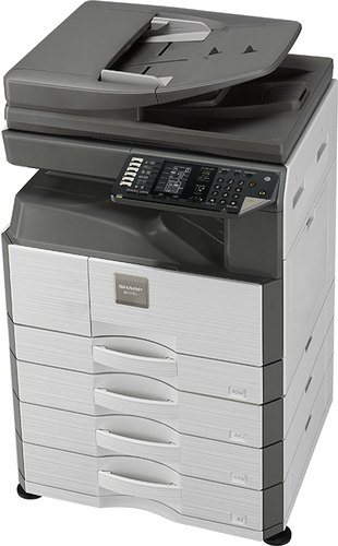 Sharp AR-6026NV Monochrome Multifunction Printer, Upto 26 ppm
