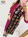 Kalamkari Selfie Cotton Kurti